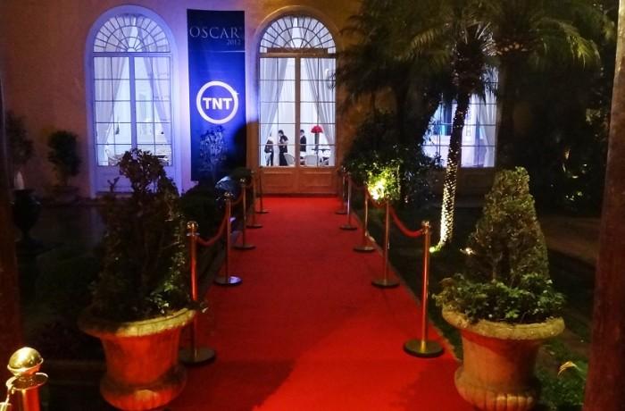 Oscar 2012 / canal TNT