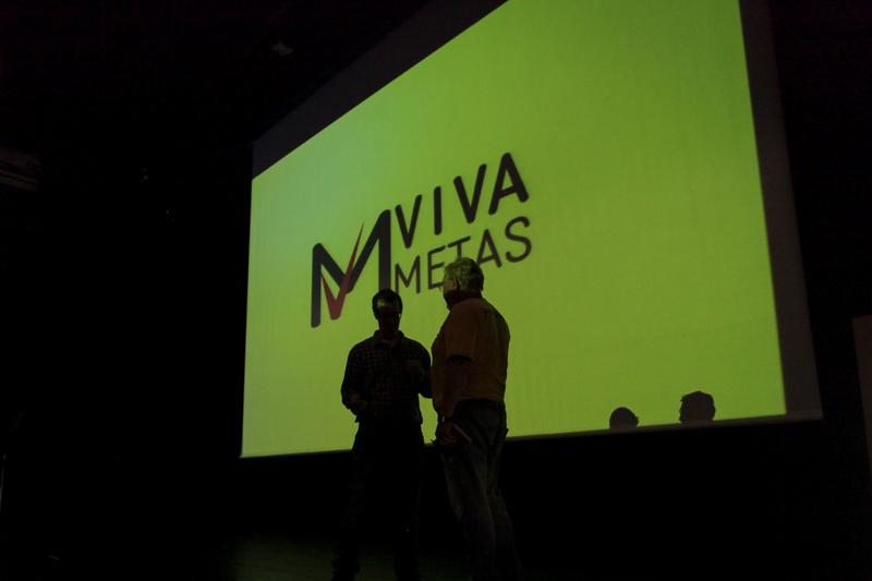 São Paulo, 05/03/2016 - SP - Teatro Santa Cruz - Viva Metas 2016. Foto: Ale Frata